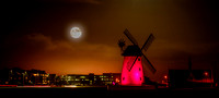 Super Moon Windmill